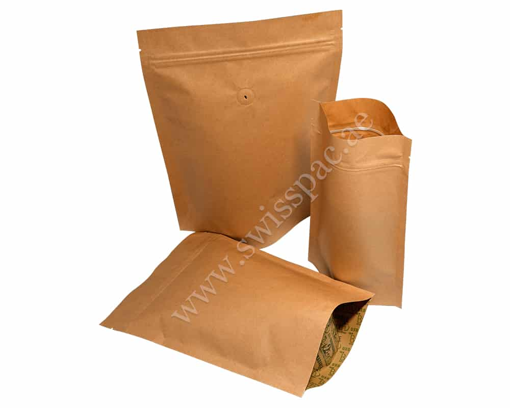 Oxo Degradable Paper Bag