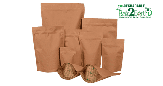 Oxo-Degradable Bags