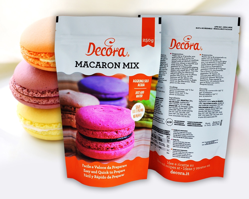 Baking Products Packaging