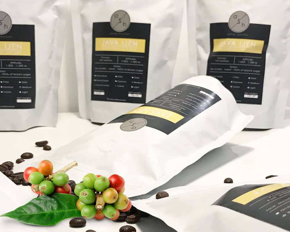 Coffee Pouches