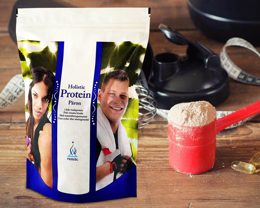 Protein Powder Packaging