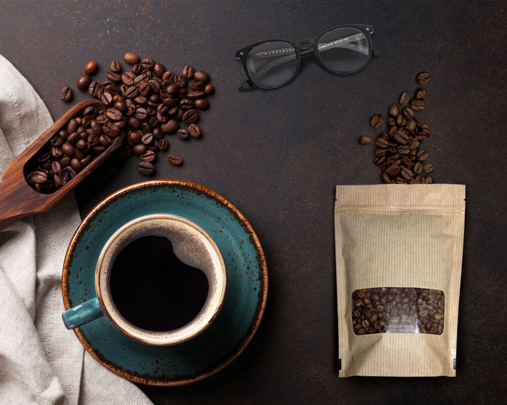 Roasted Coffee Pouches