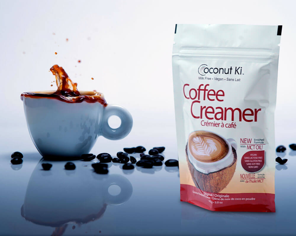 Coffee Creamer Packaging