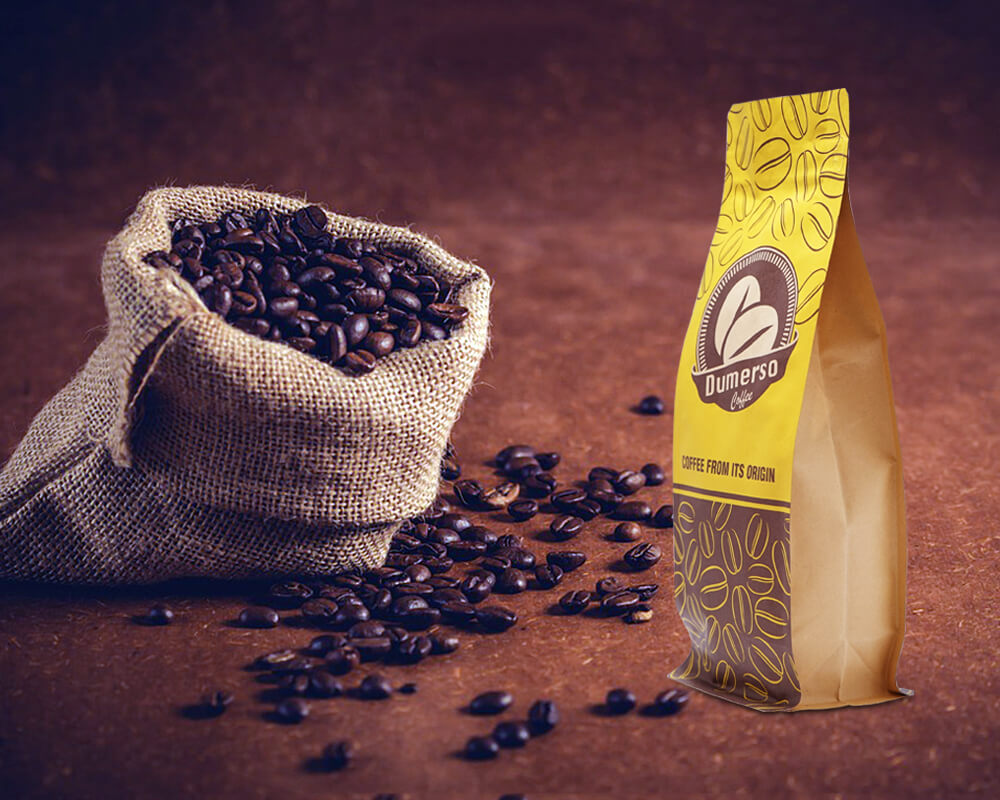 Custom Coffee Packaging