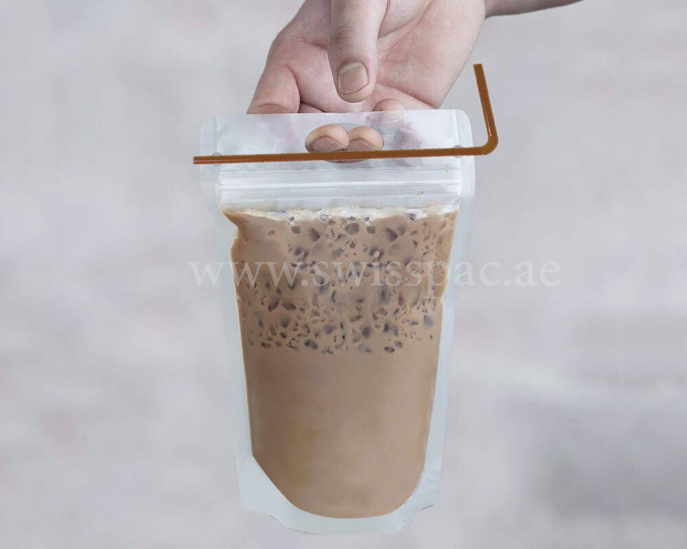 Choco Shake Packaging