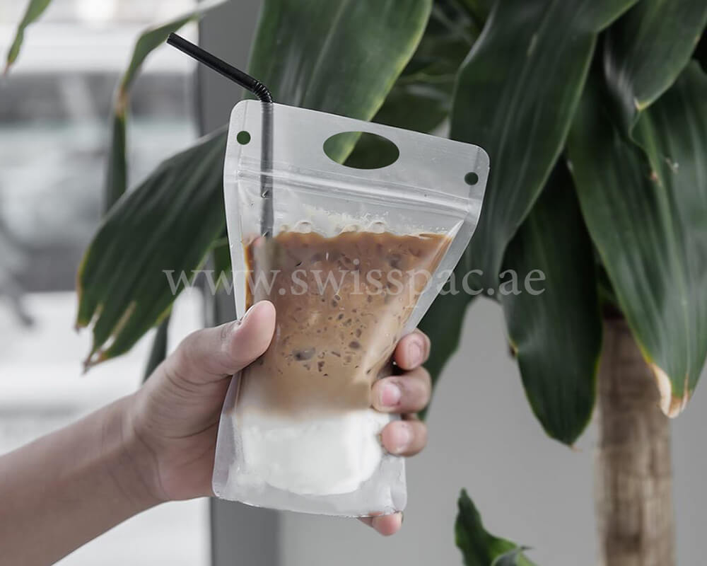 Milk Shake Packaging